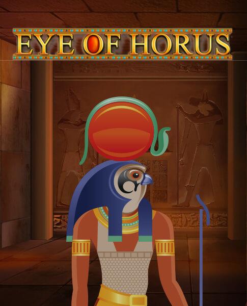 EYE OF HORUS KOSTENLOS SPIELEN online