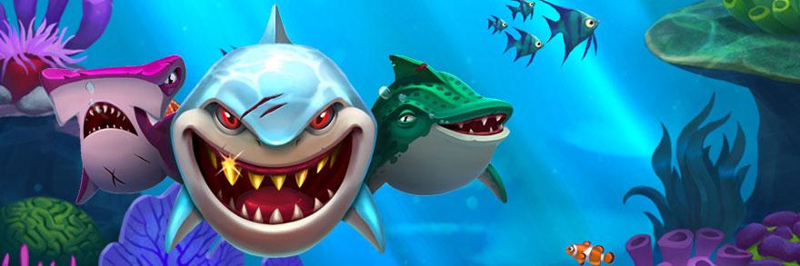 Razor Shark spiele