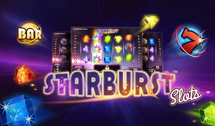 Starburst slots online