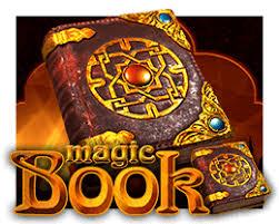 Magic Book slot machine